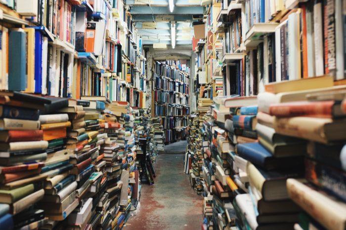 Hall of books